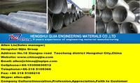 corrugated galvanized steel pipe use in concrete culvert water culverts bridge replacement