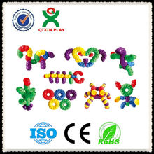 Innotative designed hot new products for 2014/little plastic toys/block educational gamesQX-190B