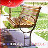 Unique design outdoor wood garden bench rest chairs long