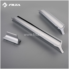 High quality bedroom furniture hidden handles and knobs 4372,aluminum modern cabinet handles