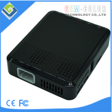 DLP Mini Pico Projector Support 1080P Full HD, Easy Carry