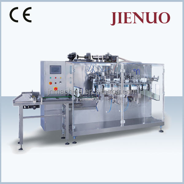 curry paste insistant soup food packaging machine