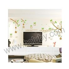 Wall Sticker for Home Decoration, DIY Removable PVC Wall Sticker Decal Wallpaper House Decor 190 x 100 cm