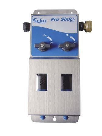 SEKO Prosink 2 Cleaning Chemical Dilution Dosing Pump
