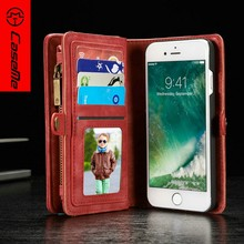 CaseMe flip leather case for iPhone 7 7 Plus phone case shenzhen dropshipping ,china supplier