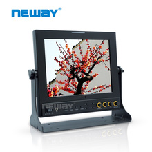 9.7 inch 4:3 IPS HD Broadcast DSLR Camera Monitor with HD.MI SDI YPBPR Audio input