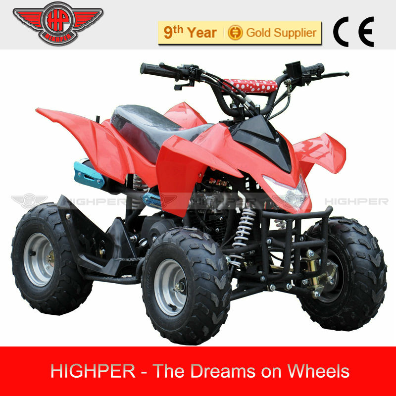213 New Model Automatic Gas Powered Mini Quad ATV 110CC (ATV005)