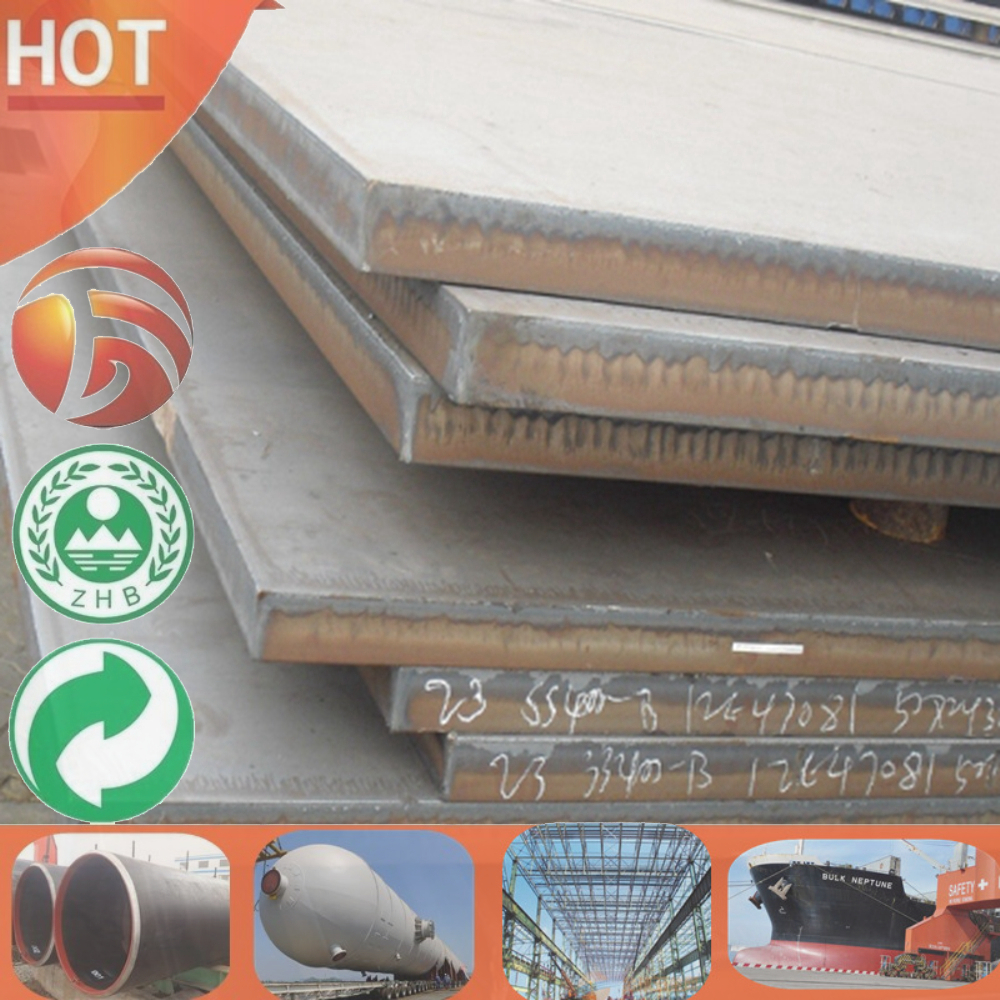S275(JR/J0/J2G3/J2G4) Steel Sheet sa516 grade-70 plate Best Selling ss400 plate specification