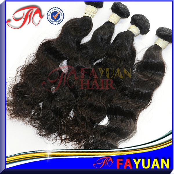 various style full cuticle unprocessed original human virgin hair weaving 3 Bundles Brazilian Hair