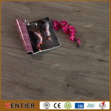 12mm V groove handscraped laminate flooring with clicK CE& floor score kentier lamiante flooring
