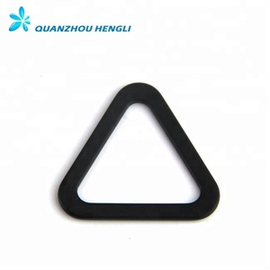 13/16/21mm triangle shape metal rings for bag accessories