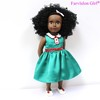 Black Girl Doll 18 Inch Smiling