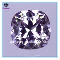 2017 hot sale any color arc-square shaped cubic zirconia