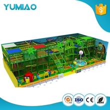 Sell well kids indoor cheap jungle gym playground naughty castle with attractive prices