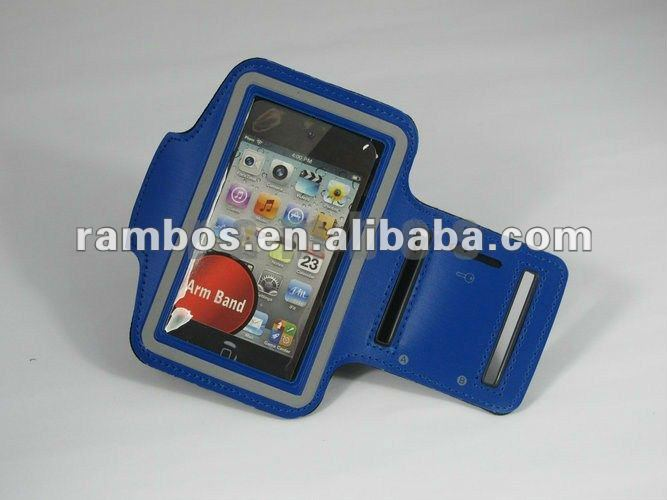 High Quality Arm Band Sports Armband Case Cover for iPhone 5 5G