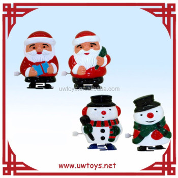Wholesale china merchandise snowman wind up toy