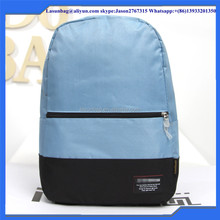 Fashion Gilrs Backpack Type and Nylon Material free sample active school Backpack bags