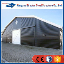 ISO certification Q235 prefab light gauge cheap steel structure house building