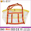 Tote Insulated Cooler Beach Bag Beach Mesh Bag Tote For Swim Mesh Equipment Bag