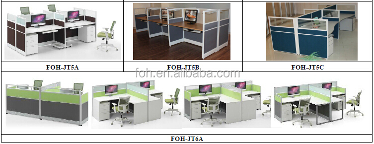 new modern office workstation with mesh chairs wholesale cutomized design fohjt3a