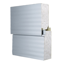 Good look waterproof exterior wall panel eps sandwich panel