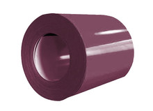 galvanized steel coil hot dipped alu-zinc coating steel sheet in rolls red colour steel coil roofing