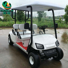 Electric Used Golf Car in Europe Charger 8V Carts