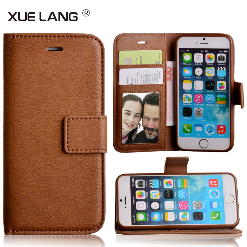 China Wholesale pu leather Case for Iphone 6,mobile phone case