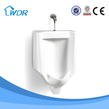 Ceramic square waterless chinese men's wall hung urinal dimension