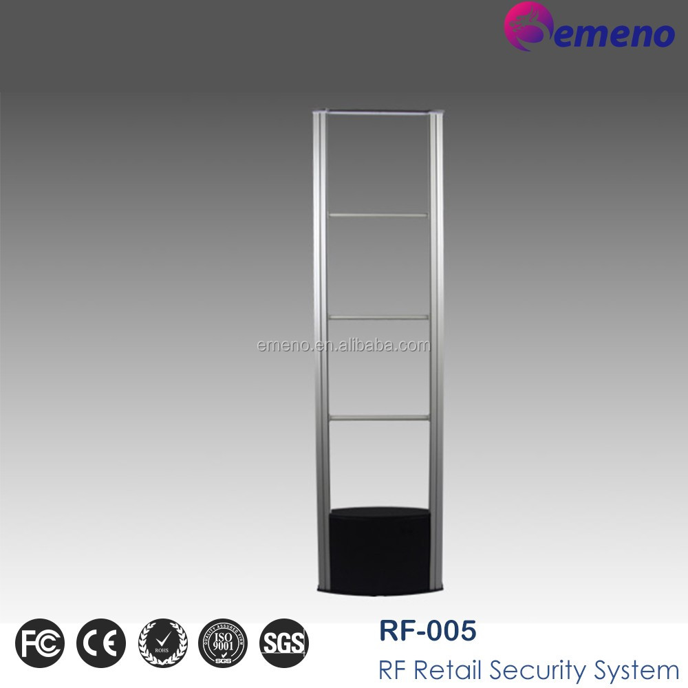 highlight retail security 8.2Mhz supermarket acrylic rf eas tester