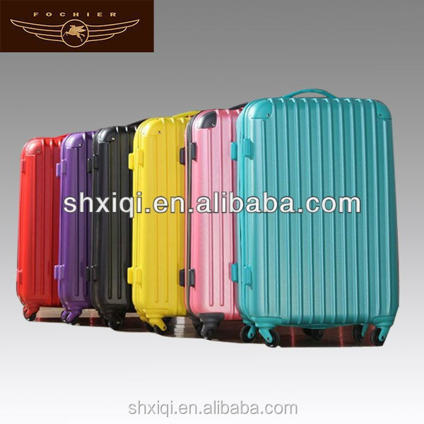 abs travel trolley luggages