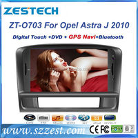 ZESTECH digital media player accessories car radio for Opel Astra J car radio auto dvd vedio player