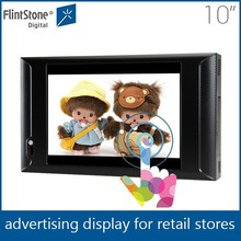 Flintstone 10 inch LCD touch screen monitor, tablet kiosk touch screen, 10.1 inch LCD monitor