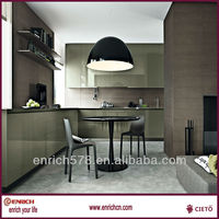 Facades for kitchen cabinets