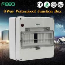 CE IP66 power outlet ip waterproof electrical junction box for Electronics