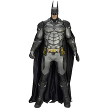 Polyresin Movie Character Sculpture Life Size Fiberglass Batman Lifelike Statue