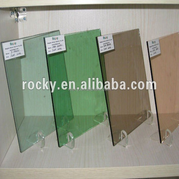float glass manufacturer of low price 2 3 4 5 6 8 10 12 15 19 mm thick tinted bronze green grey clear float glass