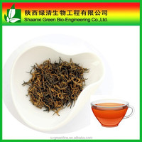 Factory Supply Black tea extract powder with Theaflavins