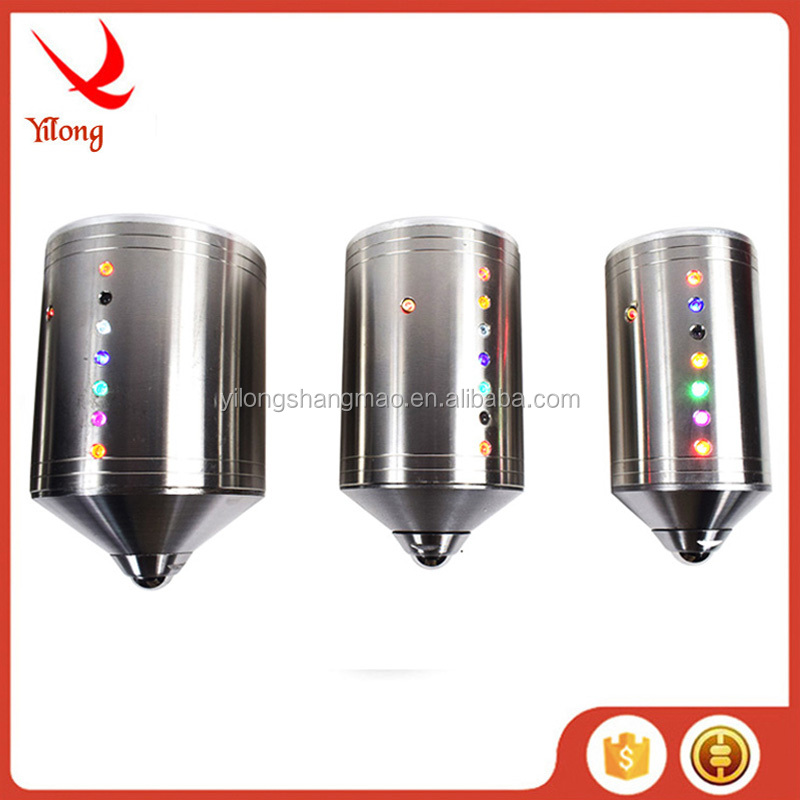 wholesale cheap nylon peg top flashing LED with music