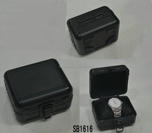 new arrival luxury aluminum single watch box from China manufacturer excellent quality