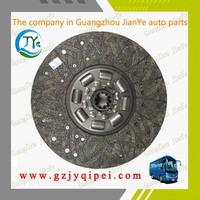 Auto and truck parts size 380 * 178 * 10, E153 Clutch plate driven disc assembly