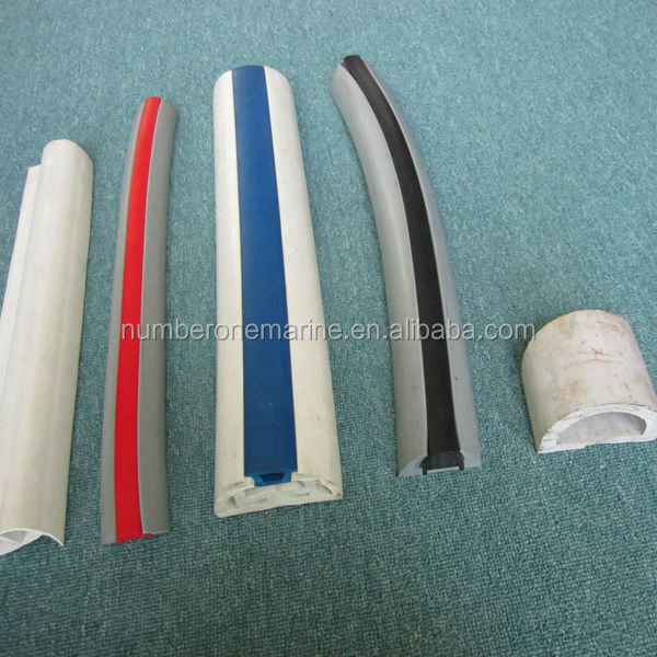 rubber floating boat fender for marina