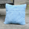 CX-D-05H Many Use Cheap Wholesale Cotton Line Fur Pillow