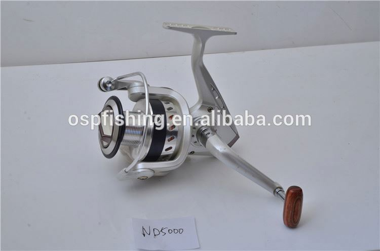 OEM design sea spinning large capacity fishing reel from manufacturer