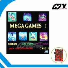 Mega game board/ Exciting games casino 7 in 1 red board / igrosoft board