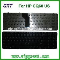 For HP G60 CQ60 black US New laptop keyboard
