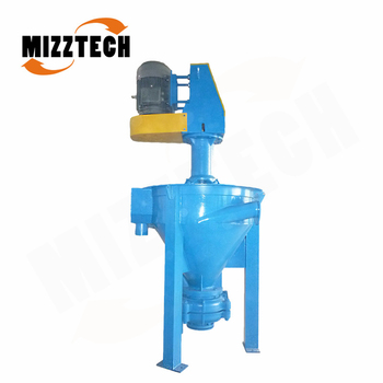 MIZZTECH SP Series Cast Iron Submersible Slurry Pump 1.5KW TO 15KW