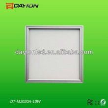 10W Dimmable Square LED Panel Lights ceiling panel 85-265v 6w round led panel light