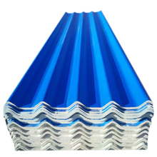 high strength MGO anti-corrosion insulated fireproof waterproof blue roofing shingles , blue roofing shingles SSHH01