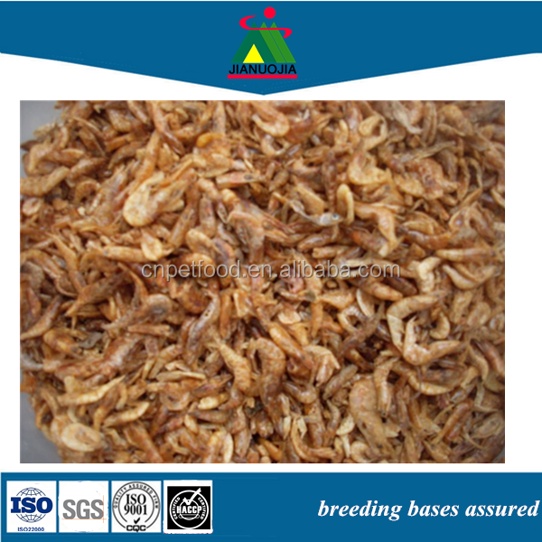 new premium suplements protein shrimp larvae